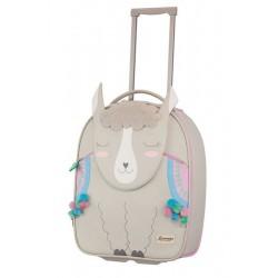 Детски куфар на 2 колела 45 см  Alpaca Aubrie