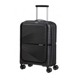 "Airconic спинер на 4 колела 55cm и отделение за 15.6"" лаптоп в черен цвят"