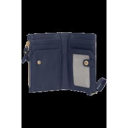 Karissa 2.0 Slg дамски портфейл в син цвят