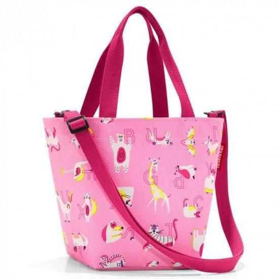 Чанта за пазаруване Reisenthel XS - Розова