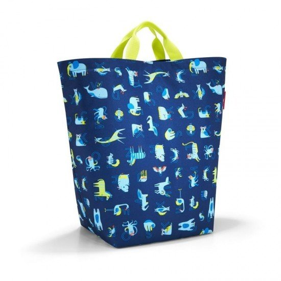 Чанта за съхранение Reisenthel ABC Friends - синя
