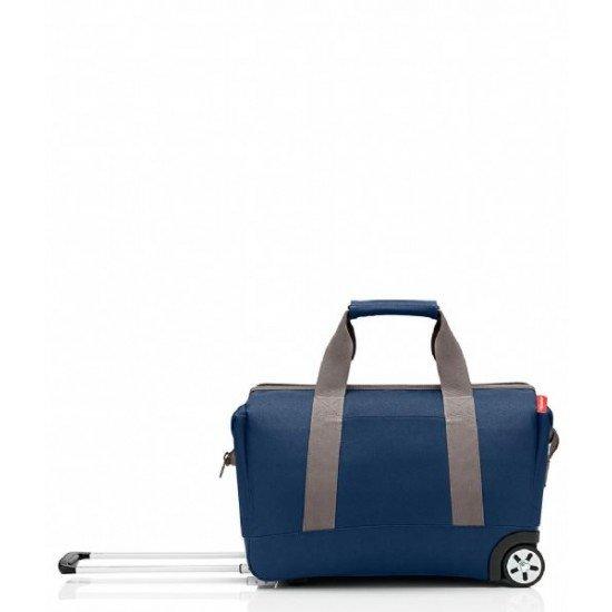 Пътна чанта на колела Reisenthel Allrounder - тъмносиня
