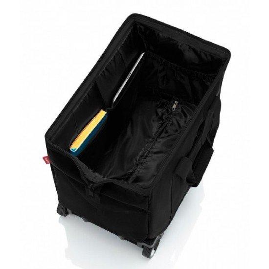 Пътна чанта на колела Reisenthel Allrounder - черна