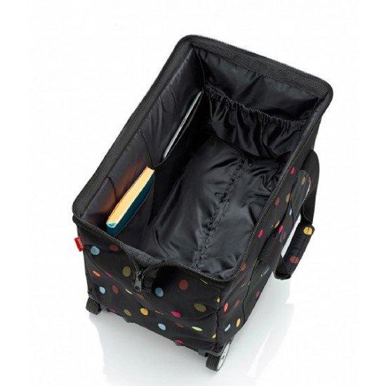 Пътна чанта на колела Reisenthel Allrounder - точки