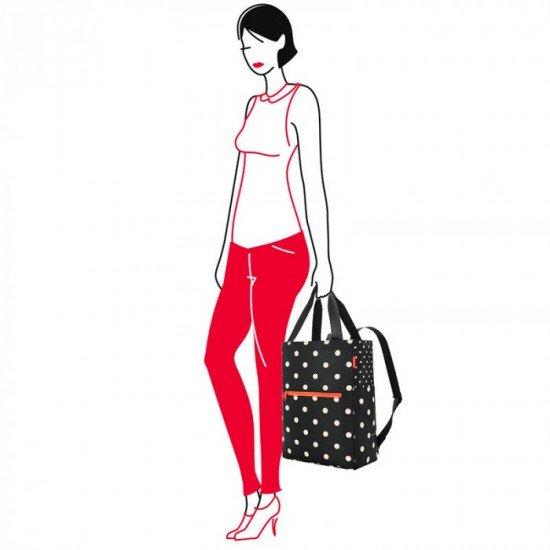 Чанта за пазаруване Reisenthel Mini maxi 2 in 1 - Mixed Dots