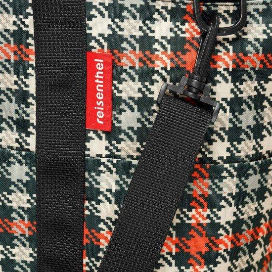 Чанта за пазаруване с дръжка през рамо Reisenthel Multibag - Glencheck Red