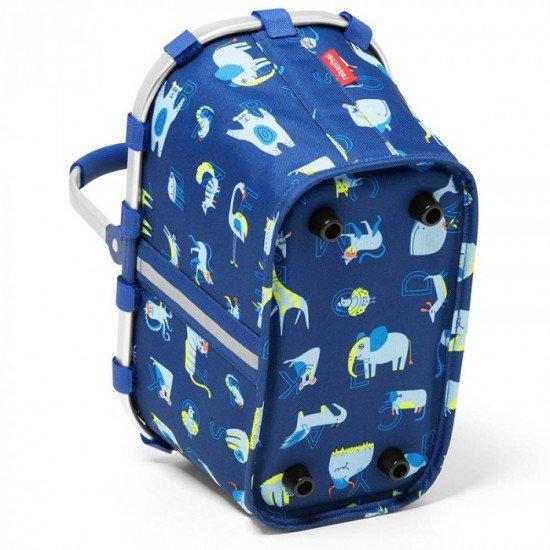 Детска кошница Reisenthel Carrybag XS Kids - Аbc Friends Blue