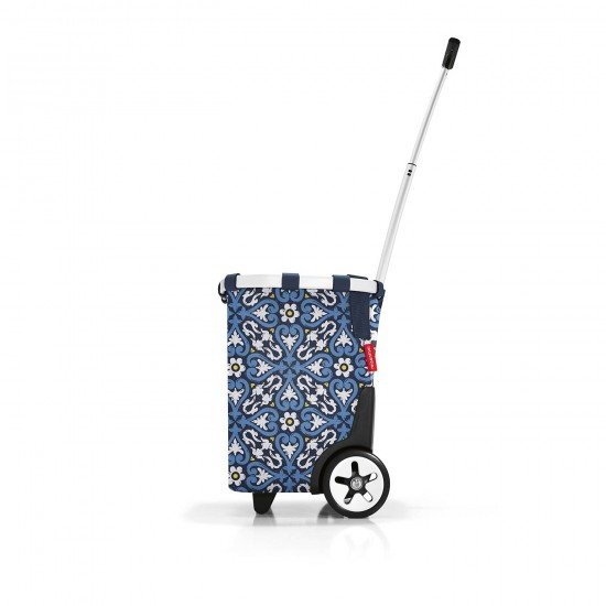 Количка за пазар Reisenthel Carrycruiser - Floral