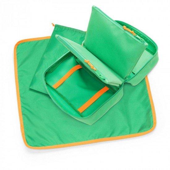 Несесер за бебешки принадлежности Reisenthel Babycase - Summer Green