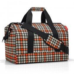 Пътна чанта Reisenthel Allrounder L - Glencheck Red