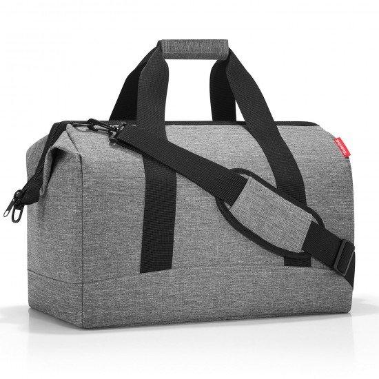 Пътна чанта Reisenthel Allrounder L - Twist Silver