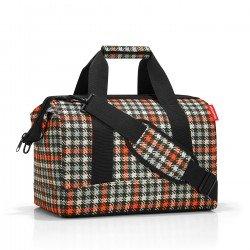 Пътна чанта Reisenthel Allrounder M - Glencheck Red