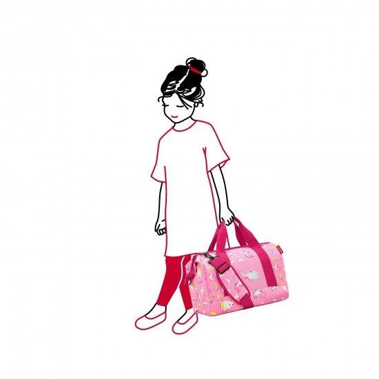 Пътна чанта Reisenthel Allrounder M Kids - Аbc Friends Pink