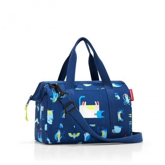Пътна чанта Reisenthel Allrounder XS Kids - Аbc Friends Blue