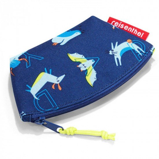 Портфейл Reisenthel Coin Purse Kids - Abc Friends Blue