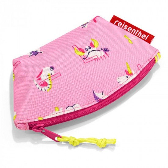 Портфейл Reisenthel Coin Purse Kids - Abc Friends Pink