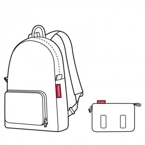 Раница с несесер Reisenthel Mini Maxi - Glencheck Red