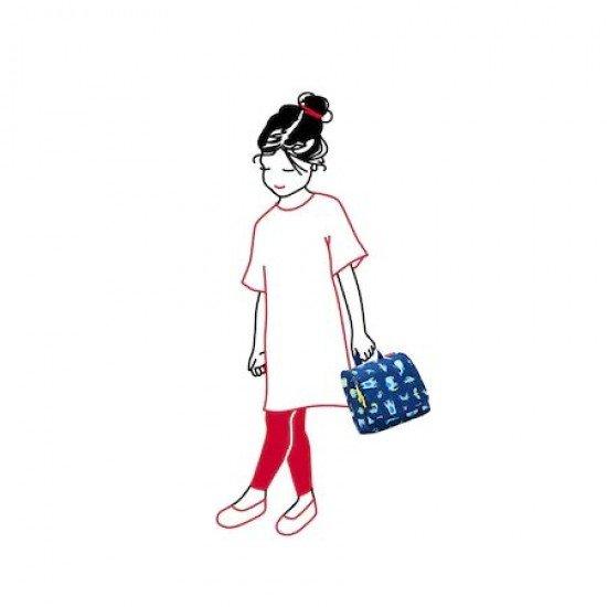 Детски несесер за пътуване Reisenthel 3 l -  Тъмносин