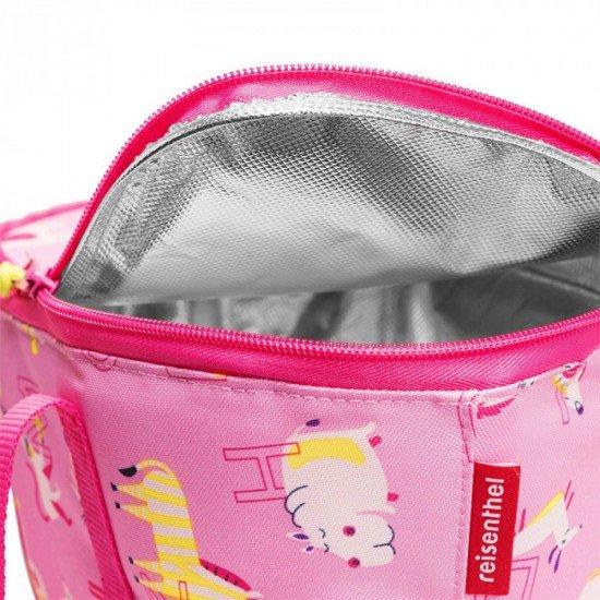 Термо чанта Reisenthel Coolerbag XS Kids - Аbc Friends Pink