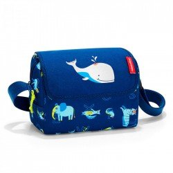 Всекидневна детска чанта Reisenthel Everydaybag Kids - Abc Friends Blue