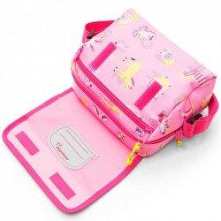 Всекидневна детска чанта Reisenthel Everydaybag Kids - Abc Friends Pink