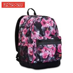 Seven® Ученическа раница Pro Water lilies