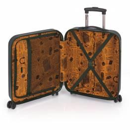 ABS куфар 55 см. черен – Paradise