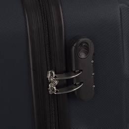 ABS куфар 57 см. сив – Royal