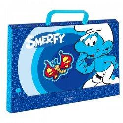 Чанта картон - Smerfy