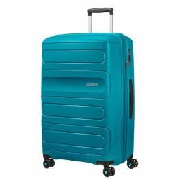 American Tourister куфар Sunside 77 см - Teal