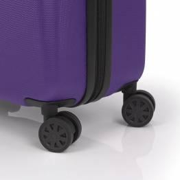 ABS куфар 55 см. лила – Paradise