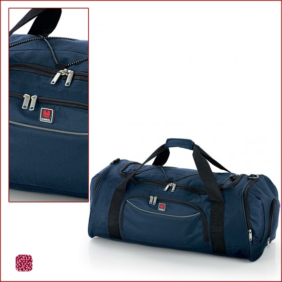 Пътна чанта 60 см. синя – Alaska