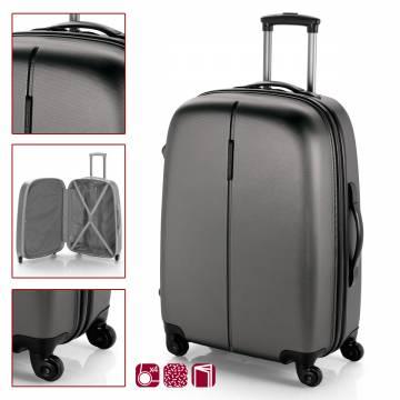 ABS куфар 77 см графит - Paradise Куфари и чанти