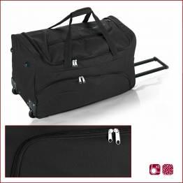 Пътна чанта на колела 60 см. черна – Week