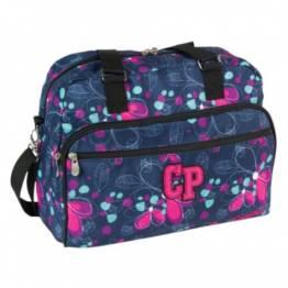Пътна чанта 40 см - Flowers Куфари и чанти
