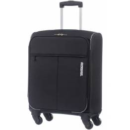 American Tourister куфар Toulouse 55 см - черен