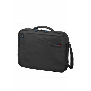 American Tourister чанта Business III за 17'' лаптоп - черна