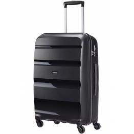 American Tourister куфар Bon Air 75 см - черен 85A.09.003