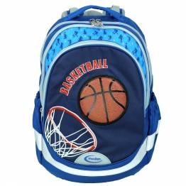 Ергономична ученическа раница с две отделения Basketball Modan 71060018 топ