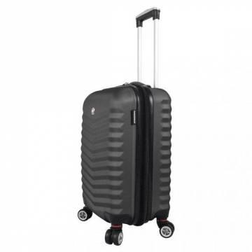 Куфар с 4 колела Wenger 60 см - Hardside basic, черен