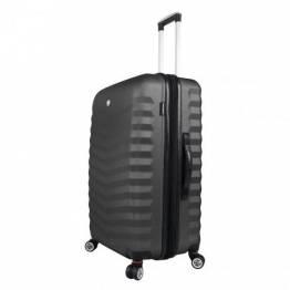 Куфар с 4 колела Wenger 70 см - Hardside basic, черен
