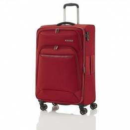 Куфар KendoLITE 4W 76 см - червен