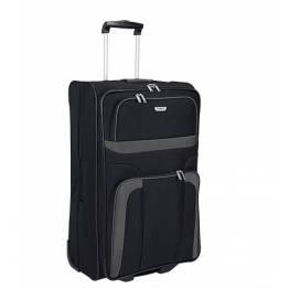 Куфар Orlando 2W 73 см - черен