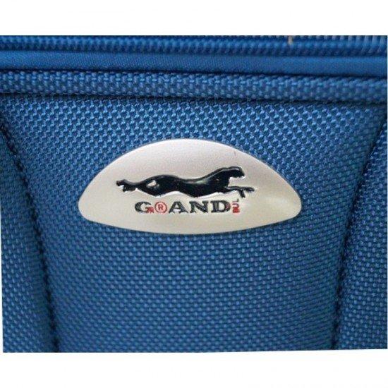 Куфар 72 см - син