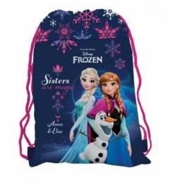 Ученическа спортна торба Frozen