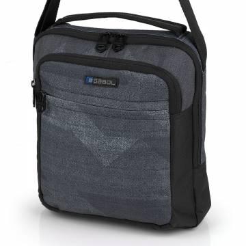 Мъжка чанта сива - Prisma