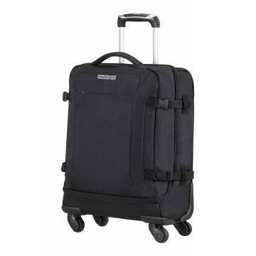 American Tourister куфар/сак Road Quest 55 см - черен