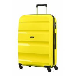 American Tourister куфар Bon Air 75 см - слънчево жълто