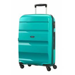 American Tourister куфар Bon Air 66 см - син порцелан 85A.31.002