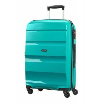 American Tourister куфар Bon Air 66 см - дълбок тюркоаз